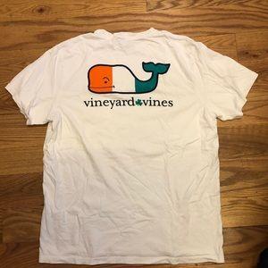 RARE misprinted Vineyard Vines T shirt